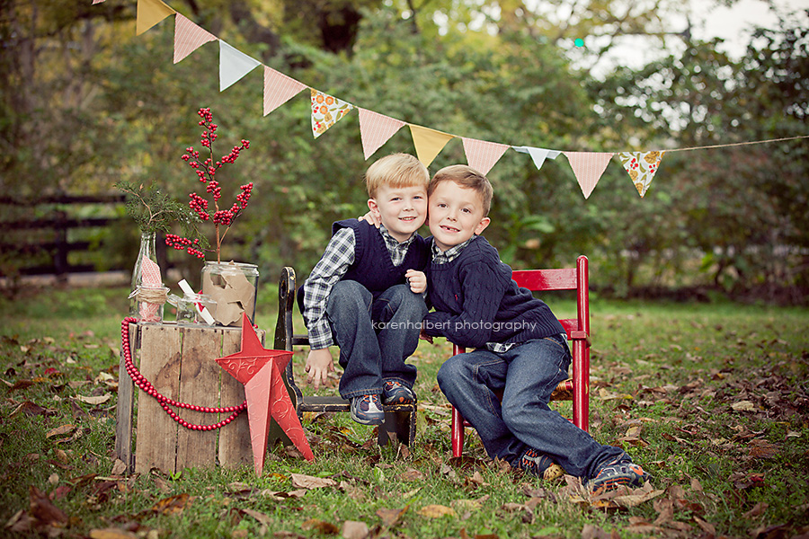 Glimpse At The First Holiday Mini Sessions